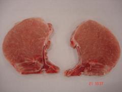 Frozen pork