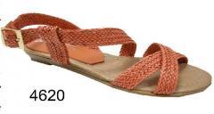 Zapatos de verano de mujeres