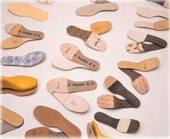 Plantillas blandas plásticas de calzado
