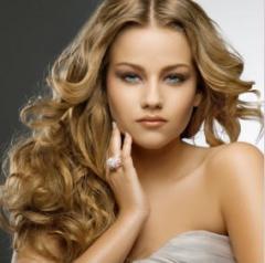 Perucas de cabelo natural