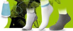Calcetines deportivos bajos