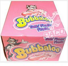 Bubbaloo Tutti Frutti Fresa