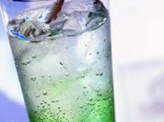 Bebidas sin alcohol gaseosas
