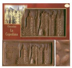 CHOCOLATE EXTRAFINO CON LECHE, ALMENDRAS Y PASAS