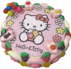 Tarta Nº20 Hello Kitty