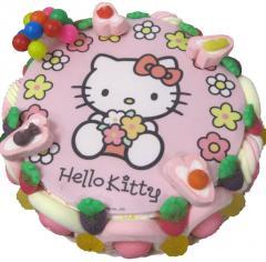 Tarta Nº20 Hello Kitty