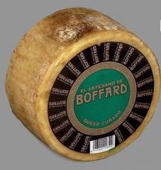 Queso semicurado artesanal BOFFARD
