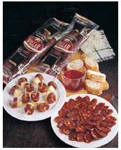 Chorizo Extra Casero Natural VILLAR 300grs. Atm.