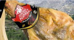 Jamón de La Alpujarra