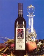 VADE MECUM VI MERLOT 2007 / 6 botellas