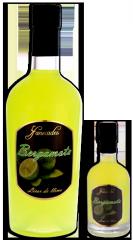 Licor de lima Bergamota