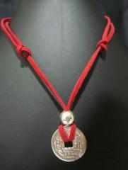 Collar Lucky Red