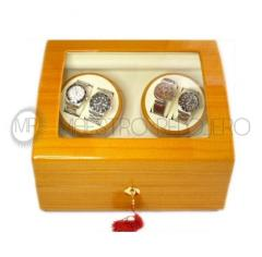 Vitrina movimiento relojes Watch Winder 4+6