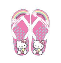 Flip flop Hello Kitty rainbow