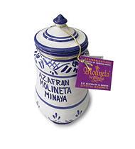 Azafrán Molineta de Minaya