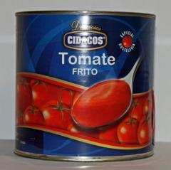 Tomates conservados