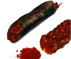 Chorizo ibérico puro de bellota (medio)