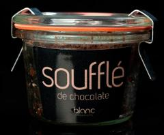 Soufflé de Chocolate al ron