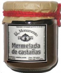 Mermelada de castañas (330 gr)