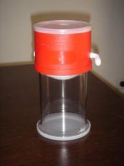 Dosificador de cafe molido