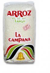 "ARROZ LARGO ""LA CAMPANA"""