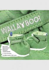 PEUCO BABY SHOES GREEN
