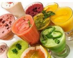 Concentrados de fruta