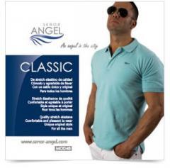 Polo azul SEÑOR ANGEL MOD48