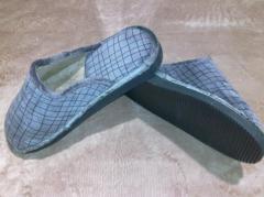 Zapatillas tejidos caballero