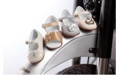 Zapatos abiertos de niños