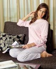 Pijamas íntimas