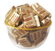 Margarina en porciones de papel