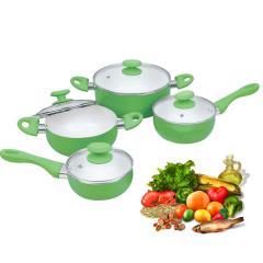 Juego de Cocina Ceramic Pan 8 Piezas