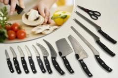Cuchillos de Cocina Miracle Blade 20 piezas