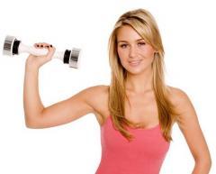 Pesas Shake Weight Mujeres