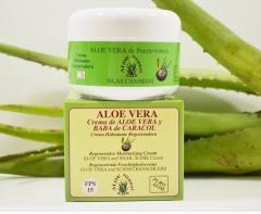 Aloe Herbal 2330 Crema hidratante regeneradora de
