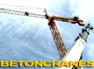 Gruas torre y automontables POTAIN, COMEDIL hasta 70 m. pluma 20 ton.