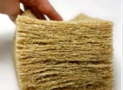 Hemp insulating materials