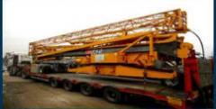 Cranes tower-crane operators