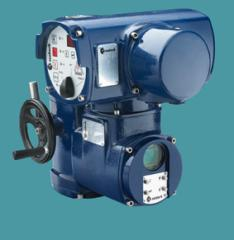 Electric actuators for valves