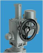 Actuadores neumáticos - Actuadores Multivuelta