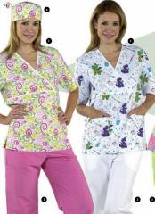 Uniforma para Salud y Belleza