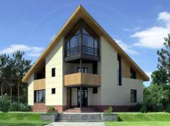 Casa de madera ref. R-1428