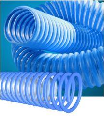 Tubería transparente y muy flexible fabricada en