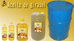 Exportacion Aceite de Girasol
