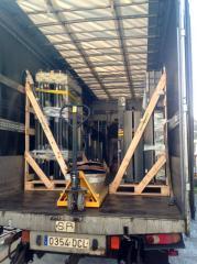 Transport et emballage du materiel