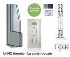 UNNO thermic - La porte robuste