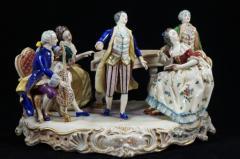 Grupo porcelana