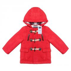 Pack of 11 Jacket With Hood Red 12 Months- 3 Years