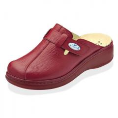 Footwear leather products
